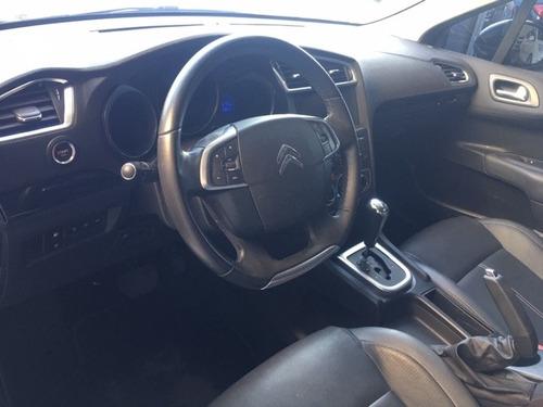 citroën c4 lounge 1.6 exclusive 16v turbo gas. 4p aut 2014