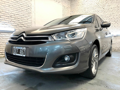 citroën c4 lounge 1.6 exclusive 6at thp 163cv pack