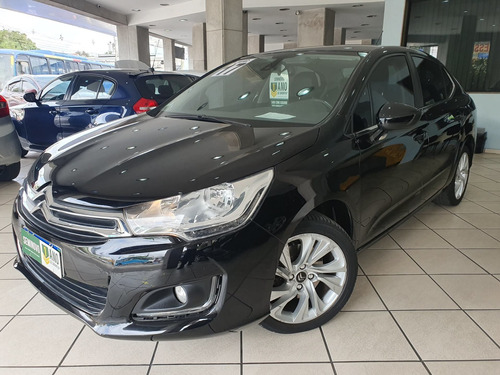 citroën c4 lounge 1.6 tendance 16v turbo flex 4p