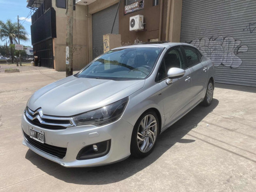 citroën c4 lounge 1.6 thp at6 exc pack