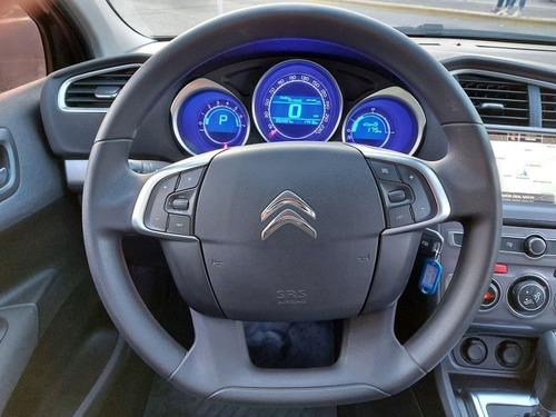 citroën c4 lounge 1.6 thp feel at - 2017 -