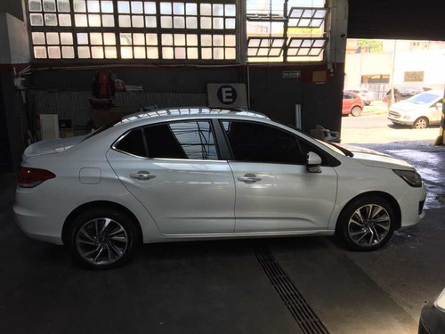 citroën c4 lounge 1.6 thp shine at 6