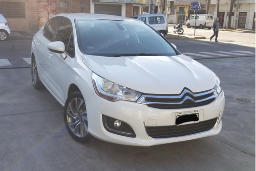 citroën c4 lounge 2015 1.6 tendance at6 thp 163cv