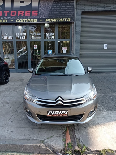 citroën c4 lounge 2016 2.0 tendance pack (pa) am16