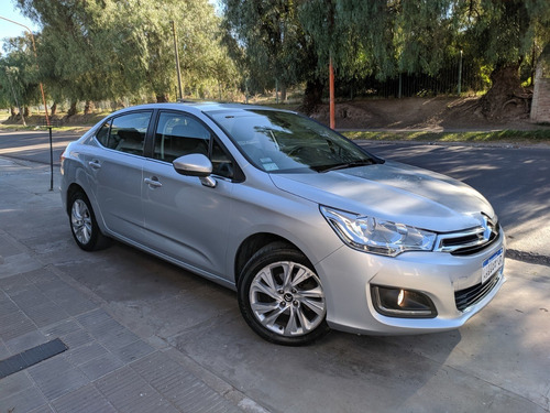 citroën c4 lounge 2017  feel pack nav 1.6 hdi  44.000km!