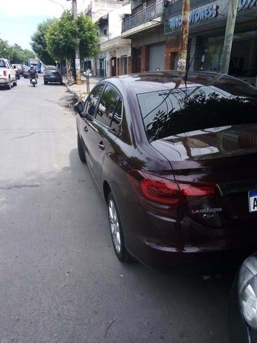 citroën c4 lounge c4 1.6 thp linea nueva romano car