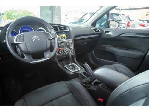 citroën c4 lounge exclusive 1.6 turbo flex aut.