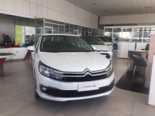 citroën c4 lounge hdi 115 feel pack 0km diesel (lr)