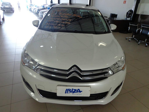 citroën c4 lounge lounge exclusive 1.6 thp flex