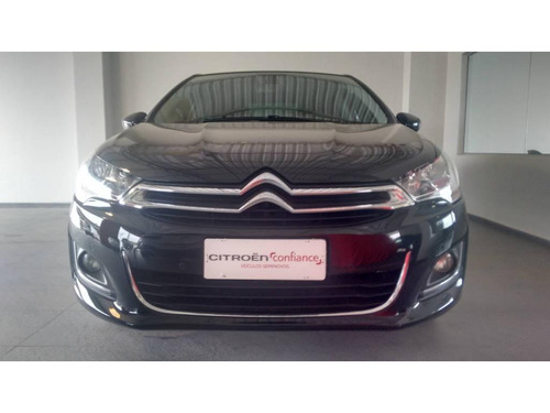 citroën c4 lounge lounge thp 173 flex exclusive auto