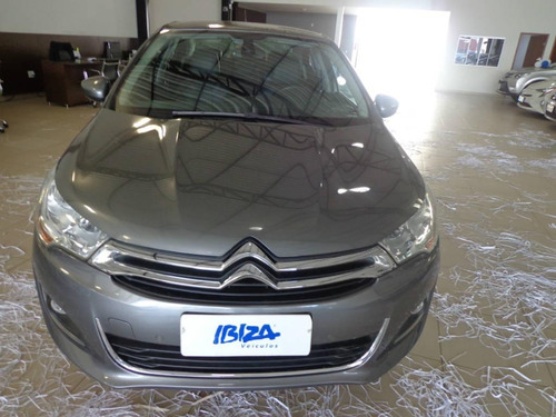citroën c4 lounge lounge1.6 thp turbo exclusive