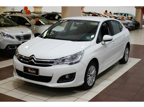citroën c4 lounge origine 1.6 aut. turbo