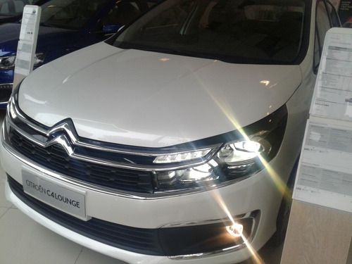 citroën c4 lounge shine 0km