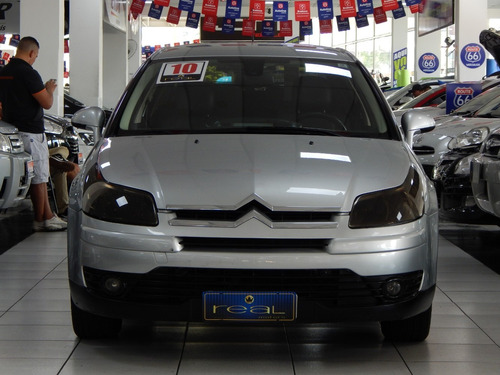 citroën c4 pallas 2.0 exclusive flex aut. 4p