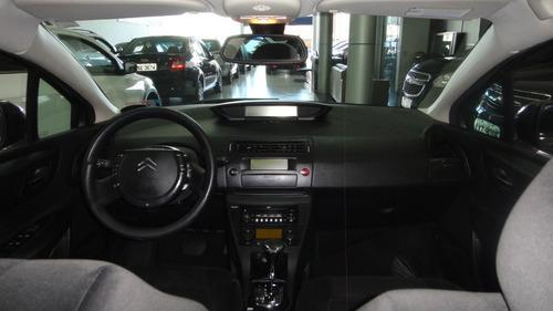 citroën c4 pallas 2.0 glx flex aut 2011 completo, placa a