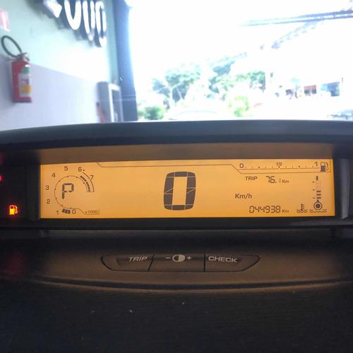 citroën c4 pallas 2.0 glx flex aut. 4p 2010 apenas 45.000km