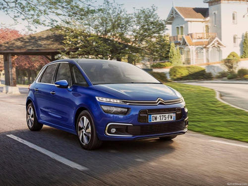 citroën c4 picasso 1.6 hdi 115 feel pack manual/cl