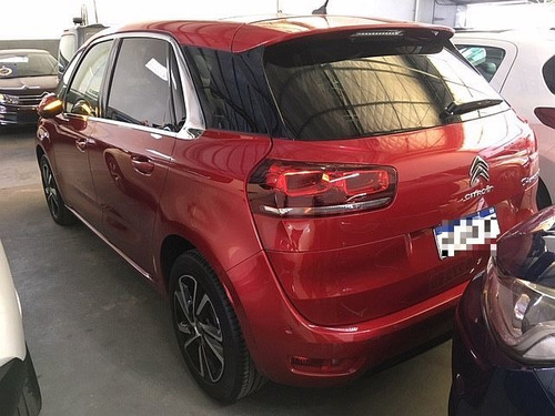 citroën c4 picasso spacetourer feel pack thp tipt año 2019