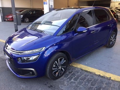 citroën c4 spacetourer thp165 at6 feel pack//cl