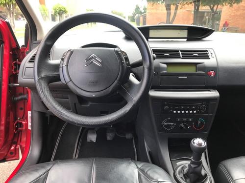 citroën c4 sx 1.6 hdi turbo diésel modelo 2007 placa par bta