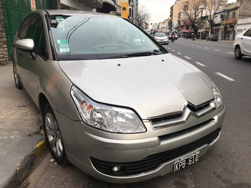 citroën c4 sx pack lock full oportunidad !!! gnc  argemotors