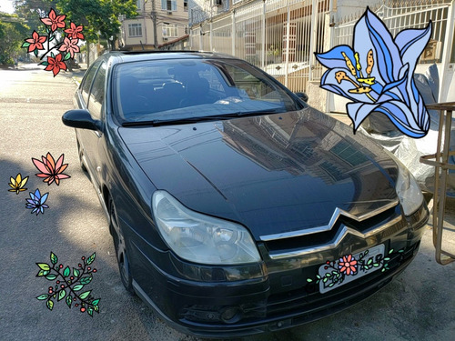 citroën c5 2.0 exclusive aut. 4p 143 hp 2005