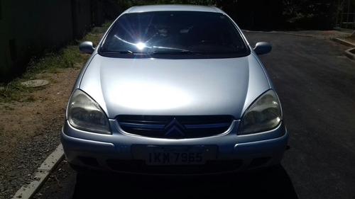 citroën c5 2.0 exclusive aut. 4p 2002