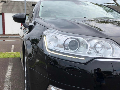 citroën c5 2.0 exclusive aut. 4p 2012
