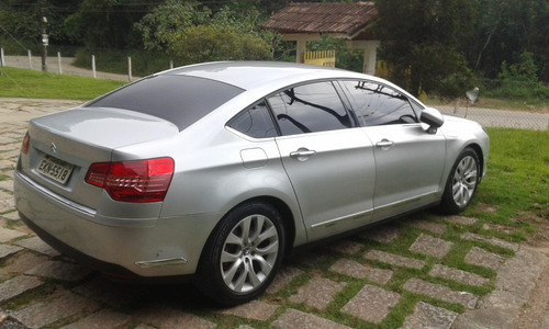citroën c5 2.0 exclusive aut. 4p