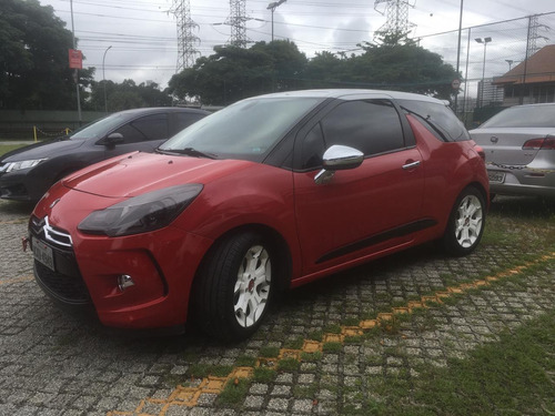 citroën ds3 1.6 thp sport chic 3p 2012