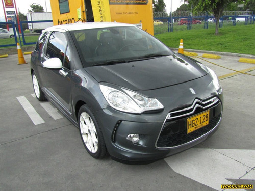 citroën ds3 1.6 turbo sport chic