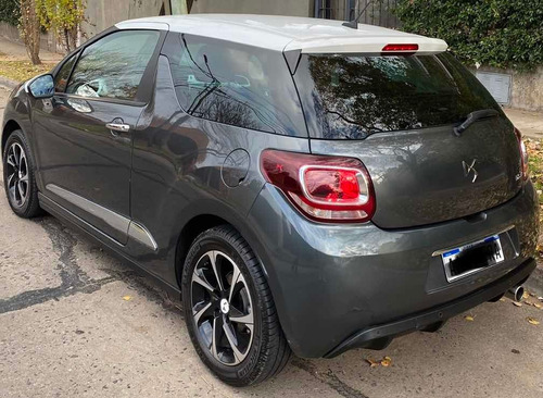 citroën ds3 2016 1.6 vti 120 so chic