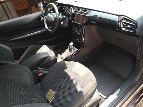 citroën ds3 cabriolet 1.2 turbo