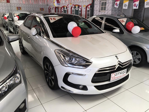 citroën ds5 1.6 thp be chic 5p / 2015