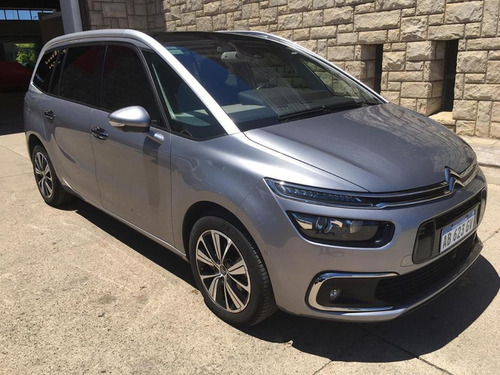 citroën grand c4 picasso 1.6 thp at6 shine 2017 impecable