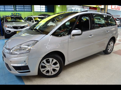 citroën grand c4 picasso 2.0 i exclusive 16v 2014