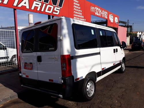 citroën jumper 2017 - 2.3 minibus turbo - negrini