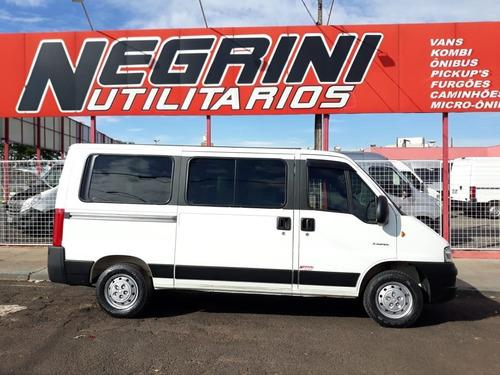 citroën jumper 2.3 minibus turbo -  negrini - 2017 - nova