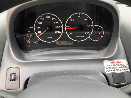 citroën jumper 2.8 hdi 16l 5p 2006 impecável
