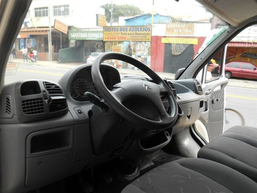 citroën jumper furgão 2.3 turbo intercooler 16v, fng8594