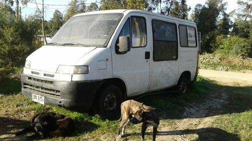 citroën jumper furgon 1997