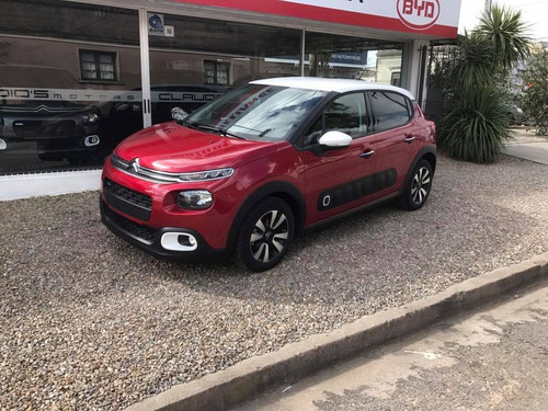 citroën new c3 feel 0km entrega inmediata 1.2 0km!
