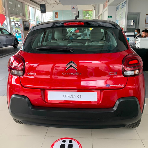 citroën new c3 unique 1.2 turbo automático, diferente!