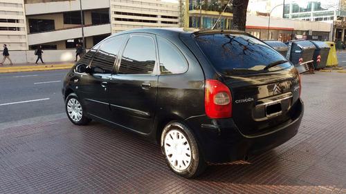 citroën picasso 2008 - 1.6 i  -  exclusive - 16 v