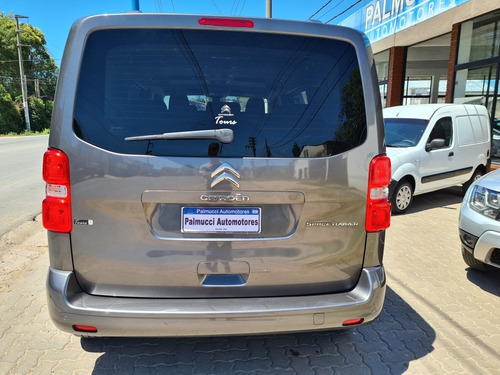 citroën spacetourer 2.0 hdi 150 at6 feel pack 2018