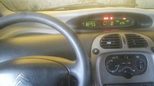 citroën xsara 2.0 picasso gx 16v gasolina 4p manual