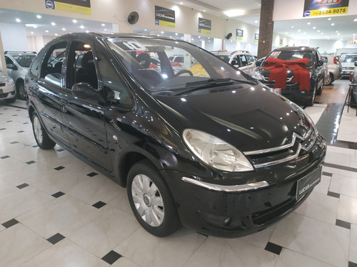 citroën xsara picasso 1.6 exclusive flex 5p