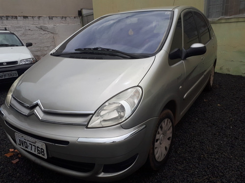 citroën xsara picasso 2.0 exclusive 5p 2008