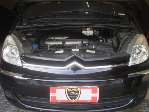 citroën xsara picasso 2.0 glx aut. 5p completo 2010