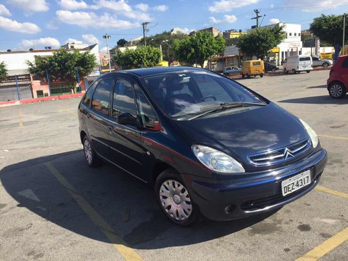 citroën xsara picasso 2001 2.0 exclusive 5p